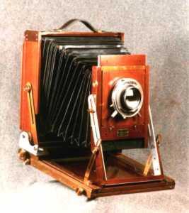 Deadorff Camera - 1923